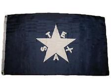 Texas Republic Lorenzo De Zavalla Zavala Independence 3x5 Flag House Banner