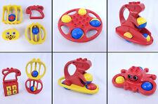 Lego Duplo Rassel Set zur Auswahl Spielzeug für Baby Kleinkind Greifring Rarität