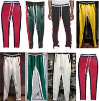 Men's Fear Of God FOG Logo Long Pants Skateboard Jogging Collection Sweatpants