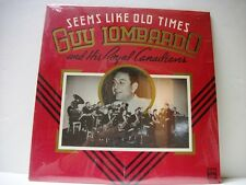 """Guy Lombardo and his Royal Canadians """" Seems Like Old Times"""" SL 9798"""