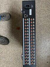 New listing control4 audio matrix Switcher C4-16zamsv3-b Parts Only