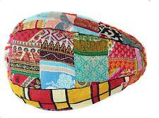 vintage kantha quilt Cotton Bohemian Home & Living Bean Bag Chairs BC98
