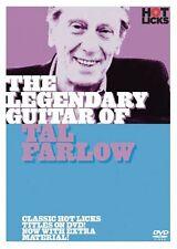 The Legendary Guitar of Tal Farlow DVD NEW 014011062