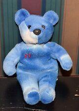 SALVINO BABY BAMMERS Sammy Sosa 21 Blue Bear Beanbag Plush Baseball