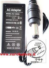 Alimentatore switching trasformatore 12V 3A 36W strip LED TVCC ext.5,5x2,1 int.
