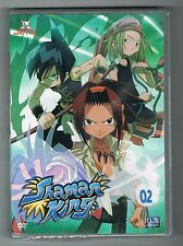 SHAMAN KING - VOLUME 2 - 4 ÉPISODES - DVD NEUF NEW NEU