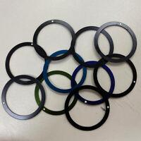 38MM Aluminum Watch Bezel Insert Ring Replacement for Wristwatch Repair Parts