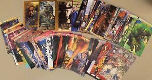DC Comics Vertigo Trading Cards 1994 SkyBox 90 Cards Complete #1 Master Series!