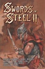SWORDS OF STEEL II - Fantasy BOOK (WRITTEN BY M.ROAD*C.BORN*TTD*SLOUGH FEG)
