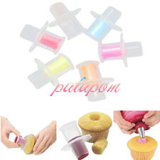 Kitchen Decoration Cupcake Muffin Cake Divider Model Pastry Corer Plunger Cutter