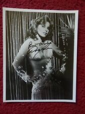 ABBE LANE  ACTRESS  AUTOGRAPHED PHOTO + COA