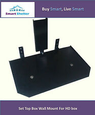 Set Top Box  Wall Mount Bracket / Stand for HD Recording Set Top Boxes