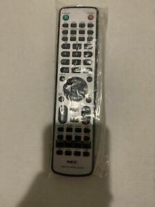 Genuine NEC RU-M124 MultiSync TV Display Remote Control for P404, P484, V404