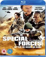 Especial Fuerzas Blu-Ray Nuevo Blu-Ray (OPTBD2315)