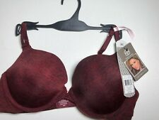Daisy Fuentes Intimates T Shirt Bra NWT Smooth Cup Underwire Padded