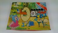 Vintage 1981 'WILLO THE WISP' 50 Piece Wooden Jigsaw by Arrow Boxed Complete