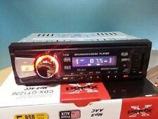 AUTORADIO LETTORE MP3 STEREO 50 X 4 RADIO FM USB SD MMC AUTO 12V AUTO CAMPER