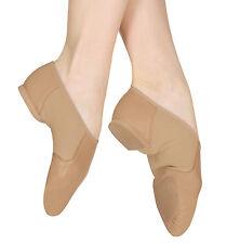 Womens Bloch Tan Jazz Shoes UK 4 US 6.5