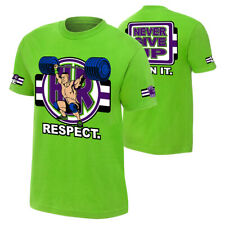 "John Cena ""Cenation Respect"" Authentic T-Shirt"