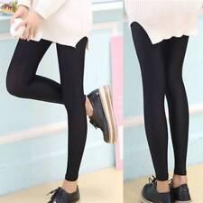 1 pcs Fashion Women Shiny Thin Ankle Sports Legging Pants Trousers Capris Girls