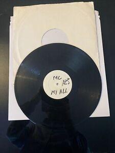 "Mariah Carey My All Uk Garage Remix 12"" Vinyl Booby Trap Recordings read listing"