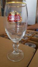 Stella Artois (24) beer glasses