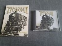 RAILROAD TYCOON 2  - PC CD-ROM with User Manual