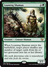 MTG Magic - (R) Commander 2015 - 4x Loaming Shaman x4 - NM/M
