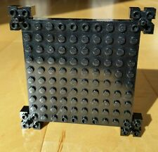 1x Black Modified Base Plate Brick 12x12 for Sets 4620 8780 4611 4655 More...