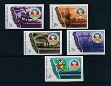 [314705] Burundi 1987 good set of stamps Imperf very fine MNH