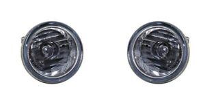 Fog Lamps For 07-11 Suzuki SX4 Hatch / 02-05 Aerio BOTH Left & Right Sides