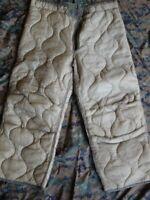 Trouser Liner Cold Weather Futter Original US M65 Hose Futter