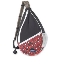 """KAVU Paxton Pack 19""""x9""""x5"""" Sling Backpack Bag Purse w/ Adjustable Rope Strap"""