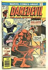 Daredevil #131 Vf/Nm 1976, Guide Book Value $212.00