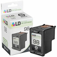 LD Remanufactured Replacement for HP 98 / C9364WN Black Ink Cartridge