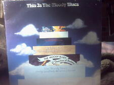 THE MOODY BLUES  uk 2LP set THIS IS THE MOODY BLUES