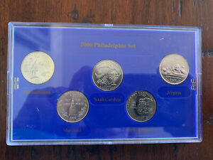 2000 D P S State Quarters From Proof /& Mint Sets Clad Combined Shipping