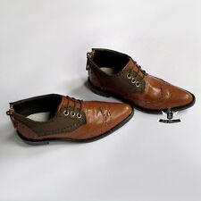 70cm BJD Shoes Uncle Dollfie DREAM brown Shoes Boots LUTS DOD AOD SOOM EID MID