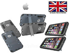 SLIM HEAVY DUTY TOUGH SHOCK PROOF PHONE CASE COVER FOR APPLE IPHONES