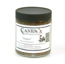 Caven's Timber - Beaver Castor Lure Large 4 Ounce Jar Trapping Supplies Bait