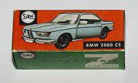 Reprobox Siku V 266 - BMW 2000 CS