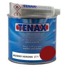 Tenax Stucco Mastice per Marmo Rosso Verona Verticale Lt.1