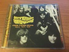 CD JEFFERSON AIRPLANE FEED YOUR HEAD LIVE '67-'69 PLATCD 201