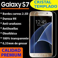 CRISTAL TEMPLADO PROTECTOR DE PANTALLA 0.3MM PARA SAMSUNG GALAXY S7 9H PREMIUM