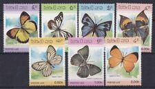 Laos 1986 Farfalle 699-05 MHN
