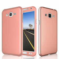 360 Full Protection Slim Hard phone Case Cover for Samsung Galaxy Note 3 4 5 usa