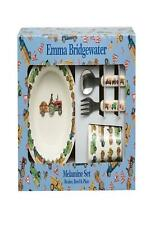 Emma bridgewater - Hommes au Travail - 6pc Mélamine Set - Verseur / Bol /Plaque/