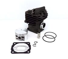 CYLINDER & PISTON ASSEMBLY (44.7mm) WITH GASKETS FITS STIHL 026 MS260 NEW.