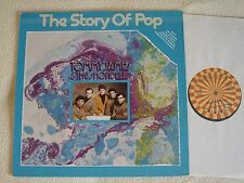 TOMMY JAMES & THE SHONDELLS - The Story of Pop LP Roulette Records