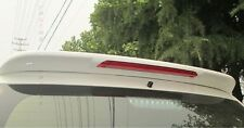 Unpainted! ABS Spoiler Wing for Mitsubishi Pajero Sport 2011-2014 with LED style